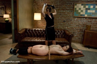 Photo number 5 from Russian Servant shot for Whipped Ass on Kink.com. Featuring Penny Flame and Olga Cabaeva in hardcore BDSM & Fetish porn.