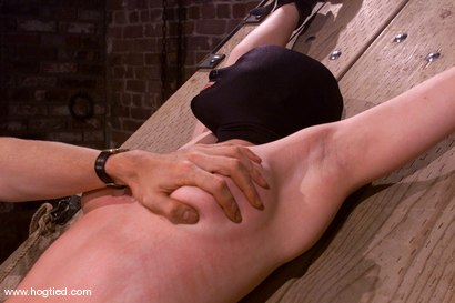 Photo number 14 from Rose and Cowgirl shot for Hogtied on Kink.com. Featuring Rose and Cowgirl in hardcore BDSM & Fetish porn.