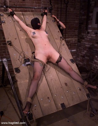 Photo number 13 from Rose and Cowgirl shot for Hogtied on Kink.com. Featuring Rose and Cowgirl in hardcore BDSM & Fetish porn.