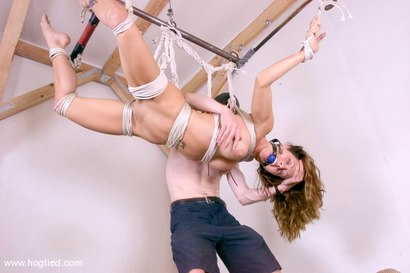 Photo number 11 from Ruby shot for Hogtied on Kink.com. Featuring Ruby in hardcore BDSM & Fetish porn.