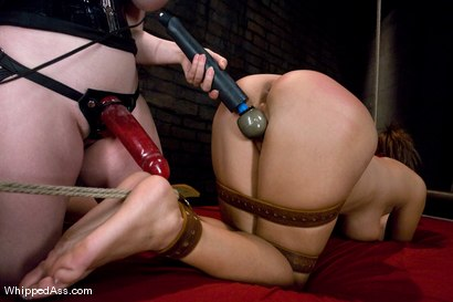 Photo number 10 from Trina and Daphne shot for Whipped Ass on Kink.com. Featuring Trina Michaels and Daphne Rosen in hardcore BDSM & Fetish porn.