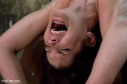 Photo number 10 from Bobbi Starr starts off the New Year screaming in orgasm shot for Hogtied on Kink.com. Featuring Bobbi Starr in hardcore BDSM & Fetish porn.