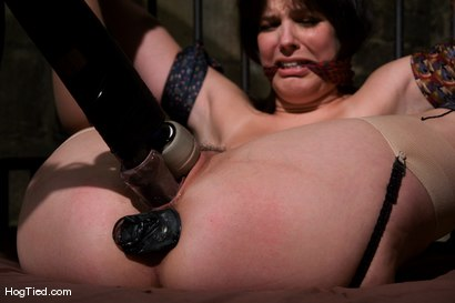 Photo number 14 from Bobbi Starr starts off the New Year screaming in orgasm shot for Hogtied on Kink.com. Featuring Bobbi Starr in hardcore BDSM & Fetish porn.