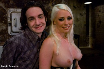 Photo number 15 from Slave Driver shot for Men In Pain on Kink.com. Featuring Kade and Lorelei Lee in hardcore BDSM & Fetish porn.