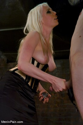 Photo number 1 from Slave Driver shot for Men In Pain on Kink.com. Featuring Kade and Lorelei Lee in hardcore BDSM & Fetish porn.
