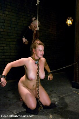 Photo number 8 from Bella Rossi shot for Sex And Submission on Kink.com. Featuring Mark Davis and Bella Rossi in hardcore BDSM & Fetish porn.