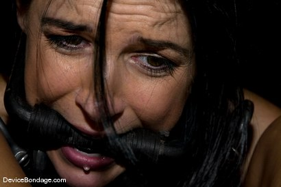 Photo number 10 from KINK Classic 3 of 20. Countdown to relaunch! shot for Device Bondage on Kink.com. Featuring India Summer in hardcore BDSM & Fetish porn.