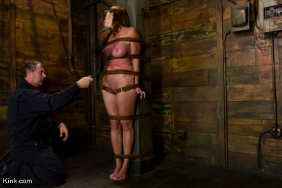 Photo number 11 from Whip or Tickle 3<br />Christina Carter endures her punishment. shot for Kink Raw Test Shoots on Kink.com. Featuring Christina Carter in hardcore BDSM & Fetish porn.