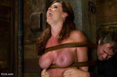 Photo number 7 from Whip or Tickle 3<br />Christina Carter endures her punishment. shot for Kink Raw Test Shoots on Kink.com. Featuring Christina Carter in hardcore BDSM & Fetish porn.