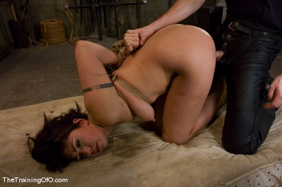 Photo number 11 from The Training of Satine Phoenix, Day Two shot for The Training Of O on Kink.com. Featuring Satine Phoenix and Maestro in hardcore BDSM & Fetish porn.