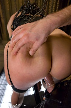 Photo number 5 from The Training of Satine Phoenix, Day Four shot for The Training Of O on Kink.com. Featuring Satine Phoenix and Maestro in hardcore BDSM & Fetish porn.