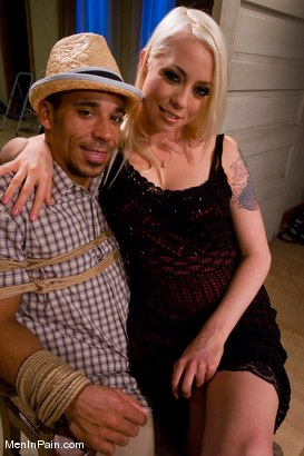 Photo number 15 from Tease and Denial shot for Men In Pain on Kink.com. Featuring Lobo and Lorelei Lee in hardcore BDSM & Fetish porn.