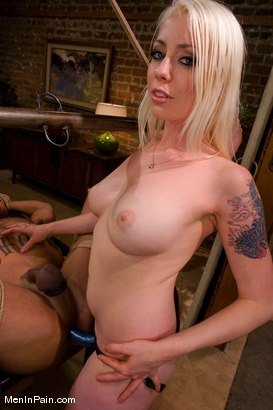 Photo number 11 from Tease and Denial shot for Men In Pain on Kink.com. Featuring Lobo and Lorelei Lee in hardcore BDSM & Fetish porn.