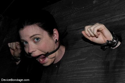 Photo number 2 from Sybil Hawthorne shot for Device Bondage on Kink.com. Featuring Sybil Hawthorne in hardcore BDSM & Fetish porn.