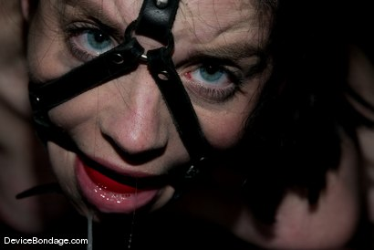Photo number 13 from Sybil Hawthorne shot for Device Bondage on Kink.com. Featuring Sybil Hawthorne in hardcore BDSM & Fetish porn.