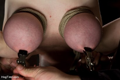 Photo number 7 from Sybil Hawthorne: Retro Beauty LOVES pain to get off shot for Hogtied on Kink.com. Featuring Sybil Hawthorne in hardcore BDSM & Fetish porn.