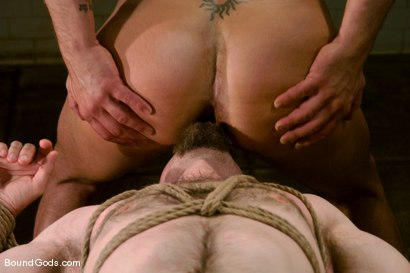 Photo number 14 from The Crazy Perv and His Prey shot for Bound Gods on Kink.com. Featuring Dante and CJ Madison in hardcore BDSM & Fetish porn.