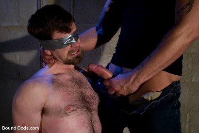 Photo number 2 from The Crazy Perv and His Prey shot for Bound Gods on Kink.com. Featuring Dante and CJ Madison in hardcore BDSM & Fetish porn.