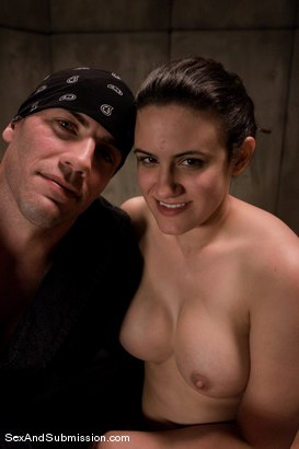 Photo number 15 from Good Girl shot for Sex And Submission on Kink.com. Featuring Derrick Pierce and Penny Barber in hardcore BDSM & Fetish porn.