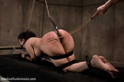 Photo number 10 from Good Girl shot for Sex And Submission on Kink.com. Featuring Derrick Pierce and Penny Barber in hardcore BDSM & Fetish porn.