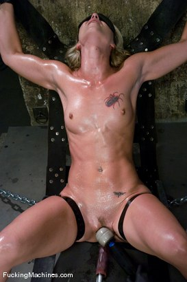 Photo number 8 from The Not -so- Innocent - Melanie Jayne shot for Fucking Machines on Kink.com. Featuring Melanie Jayne in hardcore BDSM & Fetish porn.