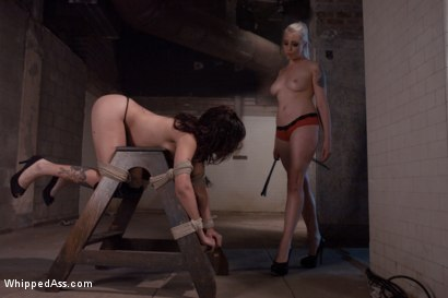 Photo number 14 from Alicia Tease shot for Whipped Ass on Kink.com. Featuring Lorelei Lee and Alicia Tease in hardcore BDSM & Fetish porn.