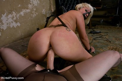 Photo number 12 from Krissy Leigh gets bound and fisted shot for Wired Pussy on Kink.com. Featuring Claire Adams and Krissy Leigh in hardcore BDSM & Fetish porn.