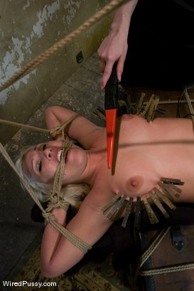 Photo number 11 from Krissy Leigh gets bound and fisted shot for Wired Pussy on Kink.com. Featuring Claire Adams and Krissy Leigh in hardcore BDSM & Fetish porn.