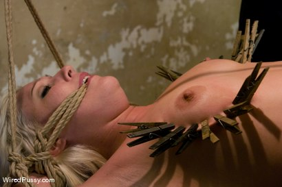Photo number 9 from Krissy Leigh gets bound and fisted shot for Wired Pussy on Kink.com. Featuring Claire Adams and Krissy Leigh in hardcore BDSM & Fetish porn.