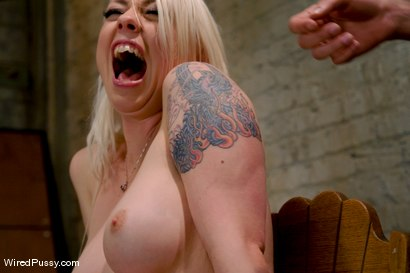 Photo number 10 from Electrical Demo Part 1: The Violet Wand shot for Wired Pussy on Kink.com. Featuring Lorelei Lee in hardcore BDSM & Fetish porn.