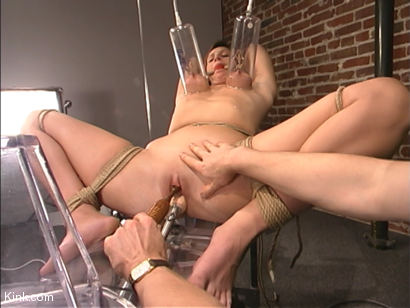 Kat: First Suspension, Corporal Punishment, and Anal Fucksall