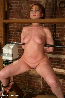 Photo number 5 from Babydoll shot for Hogtied on Kink.com. Featuring Babydoll in hardcore BDSM & Fetish porn.