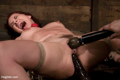Photo number 12 from Olga Cabaeva   Can't Get Enough shot for Hogtied on Kink.com. Featuring Olga Cabaeva in hardcore BDSM & Fetish porn.