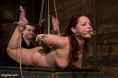 Photo number 13 from Olga Cabaeva   Can't Get Enough shot for Hogtied on Kink.com. Featuring Olga Cabaeva in hardcore BDSM & Fetish porn.