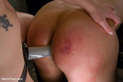 Photo number 11 from Mean Bitch shot for Men In Pain on Kink.com. Featuring Sz and Aiden Starr in hardcore BDSM & Fetish porn.