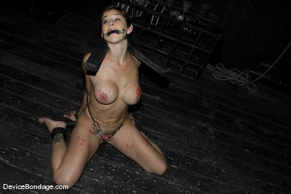 Photo number 15 from Teapot 2: The Explosion shot for Device Bondage on Kink.com. Featuring Felony in hardcore BDSM & Fetish porn.