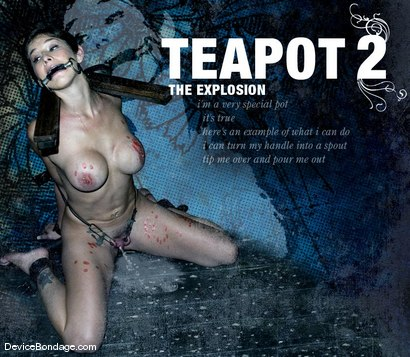 Teapot 2: The Explosion