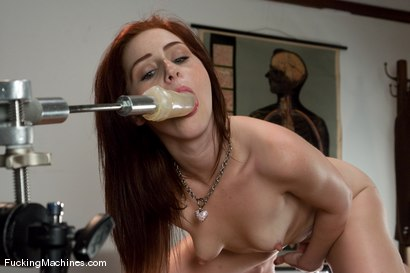 Photo number 12 from Cameron Love - extra credit shot for Fucking Machines on Kink.com. Featuring Cameron Love in hardcore BDSM & Fetish porn.