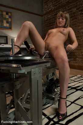 Photo number 8 from Local College Student - Jesse Cox shot for Fucking Machines on Kink.com. Featuring Jessie Cox in hardcore BDSM & Fetish porn.