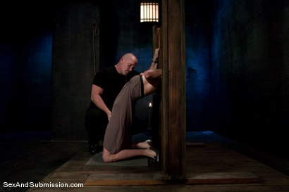 Photo number 3 from Princess of Kink shot for Sex And Submission on Kink.com. Featuring Mark Davis and Princess Donna Dolore in hardcore BDSM & Fetish porn.