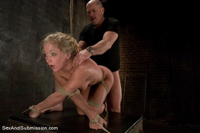 Photo number 10 from Dia Zerva shot for Sex And Submission on Kink.com. Featuring Mark Davis and Dia Zerva in hardcore BDSM & Fetish porn.