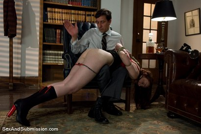 Photo number 4 from Servant Keen shot for Sex And Submission on Kink.com. Featuring Steve Holmes and Amber Keen in hardcore BDSM & Fetish porn.