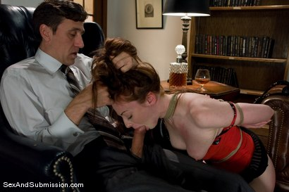 Photo number 8 from Servant Keen shot for Sex And Submission on Kink.com. Featuring Steve Holmes and Amber Keen in hardcore BDSM & Fetish porn.