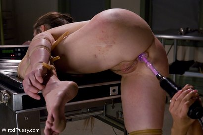 Photo number 12 from Sister Dee and Isis Love get nasty in the doctor's office shot for Wired Pussy on Kink.com. Featuring Isis Love and Sister Dee in hardcore BDSM & Fetish porn.