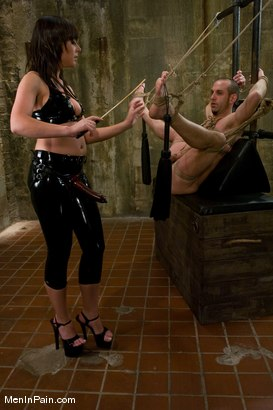 Photo number 3 from Smother my face in your ass shot for Men In Pain on Kink.com. Featuring Jason Miller and Penny Flame in hardcore BDSM & Fetish porn.