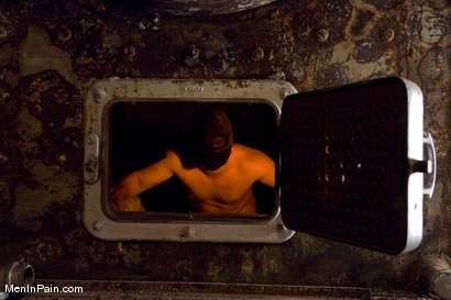 Photo number 3 from Training the Basement Slave shot for Men In Pain on Kink.com. Featuring Maitresse Madeline Marlowe  and Orlando in hardcore BDSM & Fetish porn.