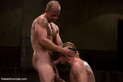 Photo number 13 from Cole Streets vs Patrick Rouge shot for Naked Kombat on Kink.com. Featuring Patrick Rouge and Cole Streets in hardcore BDSM & Fetish porn.