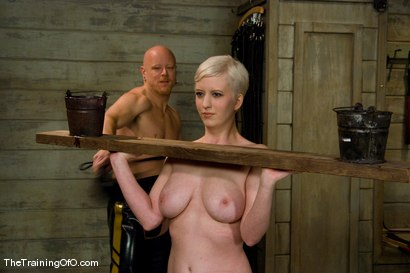 Photo number 5 from The Training of Cherry Torn, Day Four shot for The Training Of O on Kink.com. Featuring Cherry Torn, Tom Moore and Maestro in hardcore BDSM & Fetish porn.