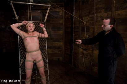 Photo number 5 from Vendetta is back!  She gets fucked & beat for her birthday shot for Hogtied on Kink.com. Featuring Vendetta in hardcore BDSM & Fetish porn.