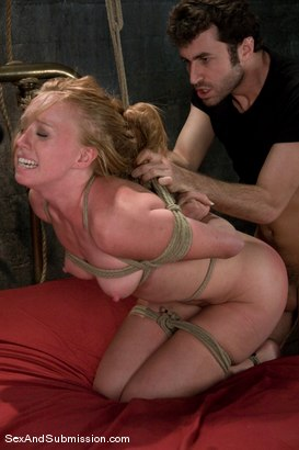 Photo number 9 from Ami Emerson shot for Sex And Submission on Kink.com. Featuring James Deen and Ami Emerson in hardcore BDSM & Fetish porn.